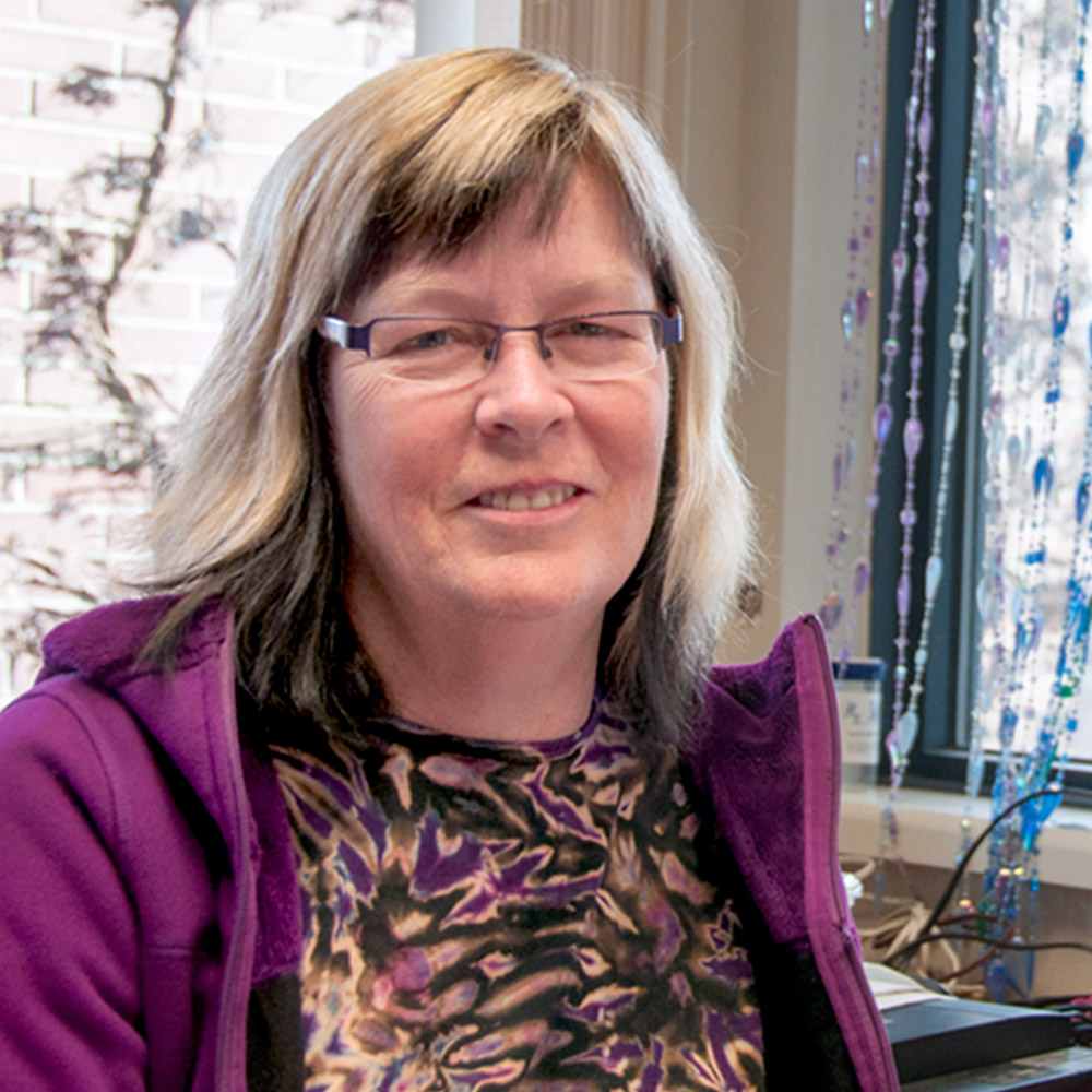 Karen Perry UBC Okanagan Chemistry researcher