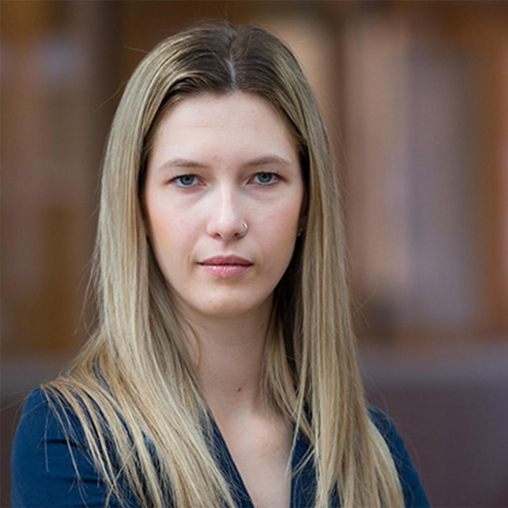 Alicia Mercer UBC Okanagan Chemistry Student