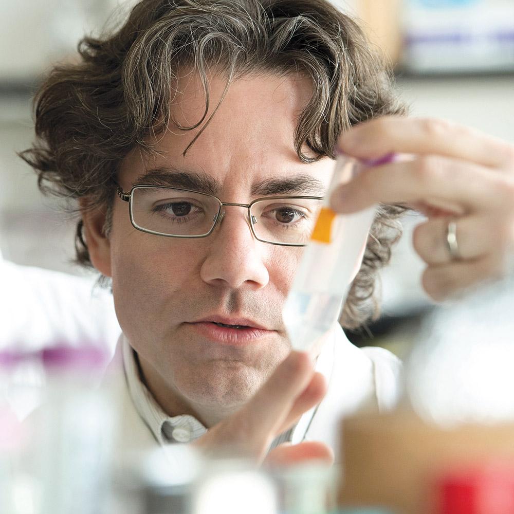 Fred Menard UBC Okanagan Chemistry Researcher